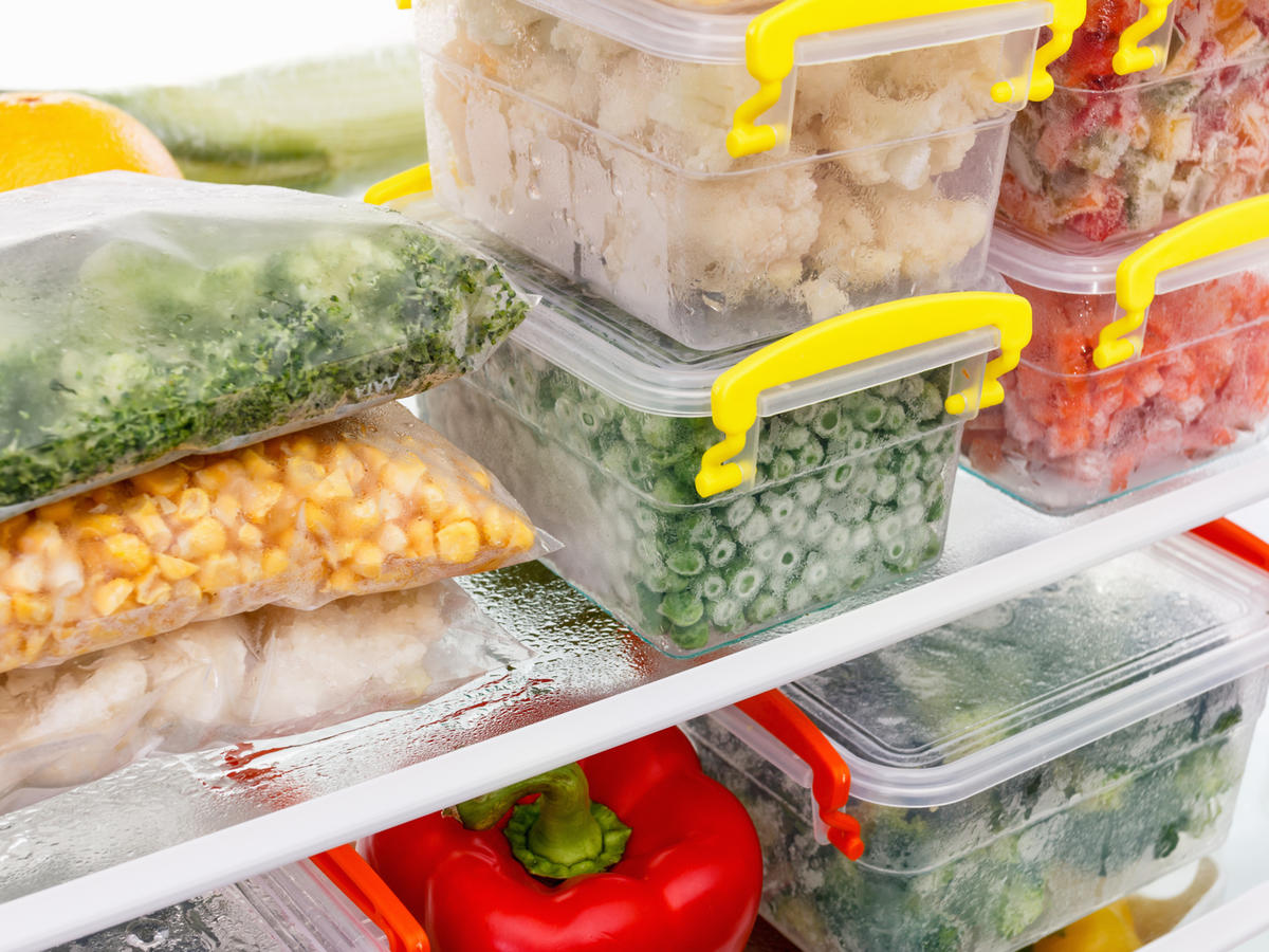 Watch out for Freezer-Unfriendly Foods