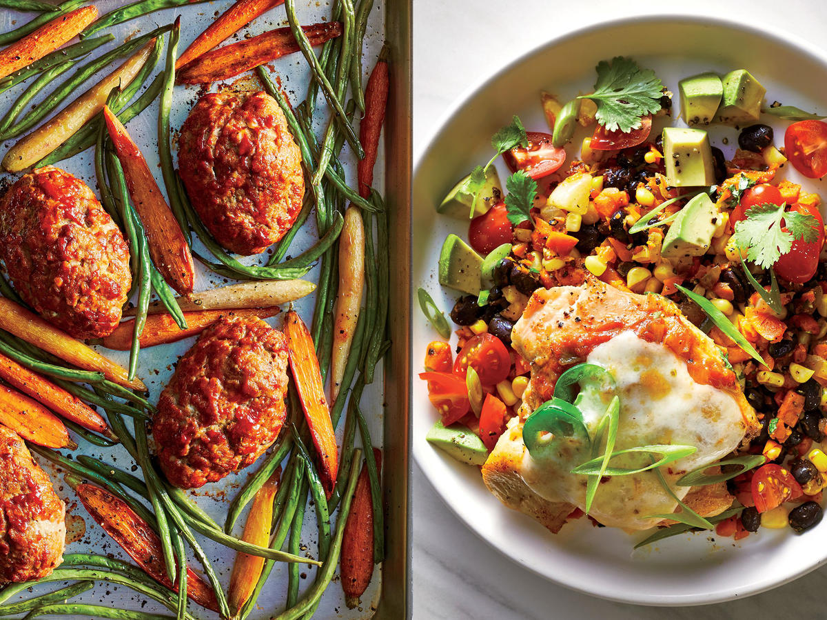 2 One-Pan Dinners for Busy Home Cooks
