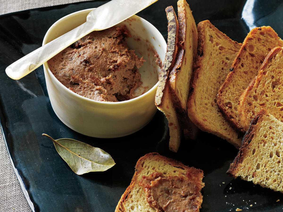 Quick Liver Pâté Recipes