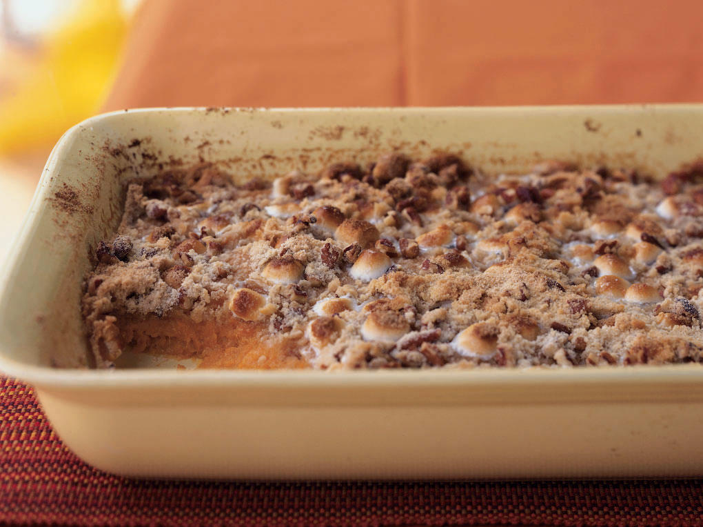 Kid-Friendly Sweet Potato Casserole