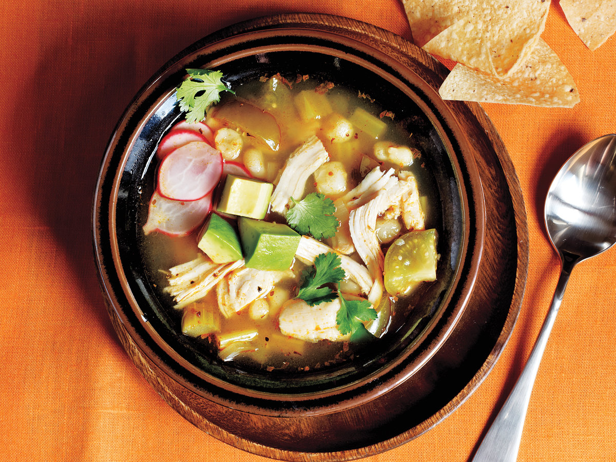 Superfast Chicken Posole Recipes