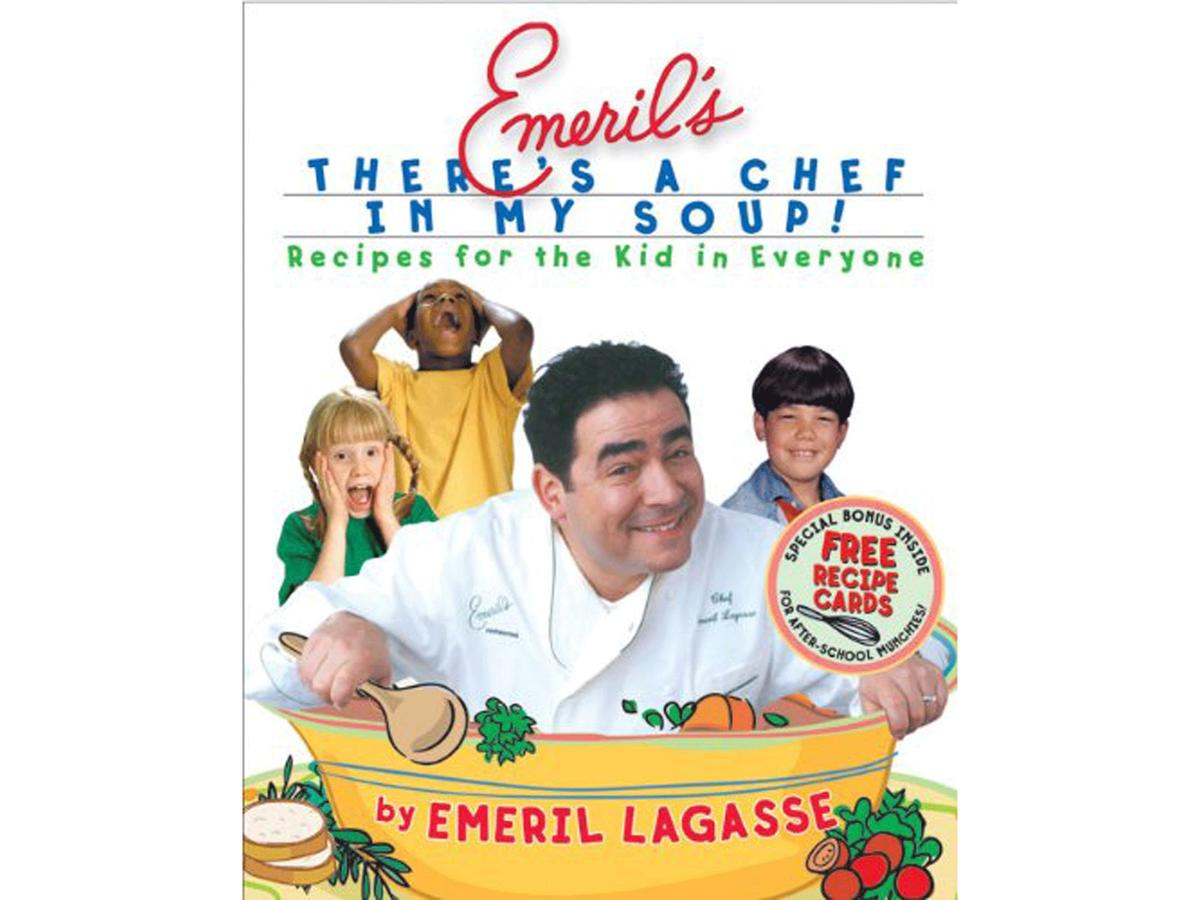 Emeril kids cookbook