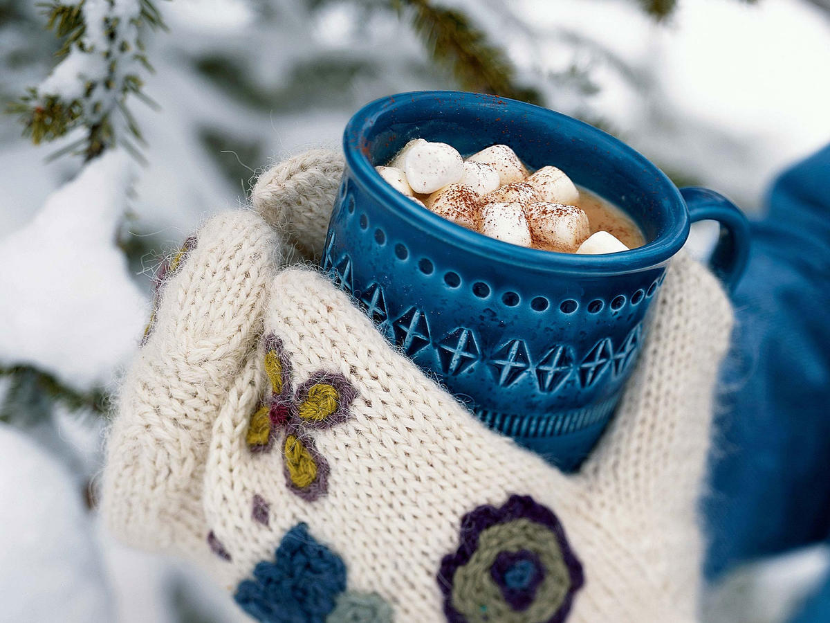 Hot Chocolate with Ginger - Recipes