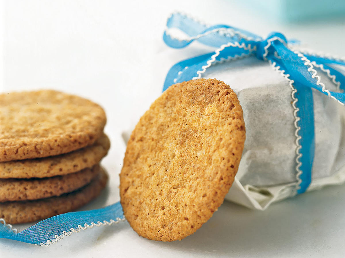 Healthy Cinnamon-Sugar Cookies Recipe