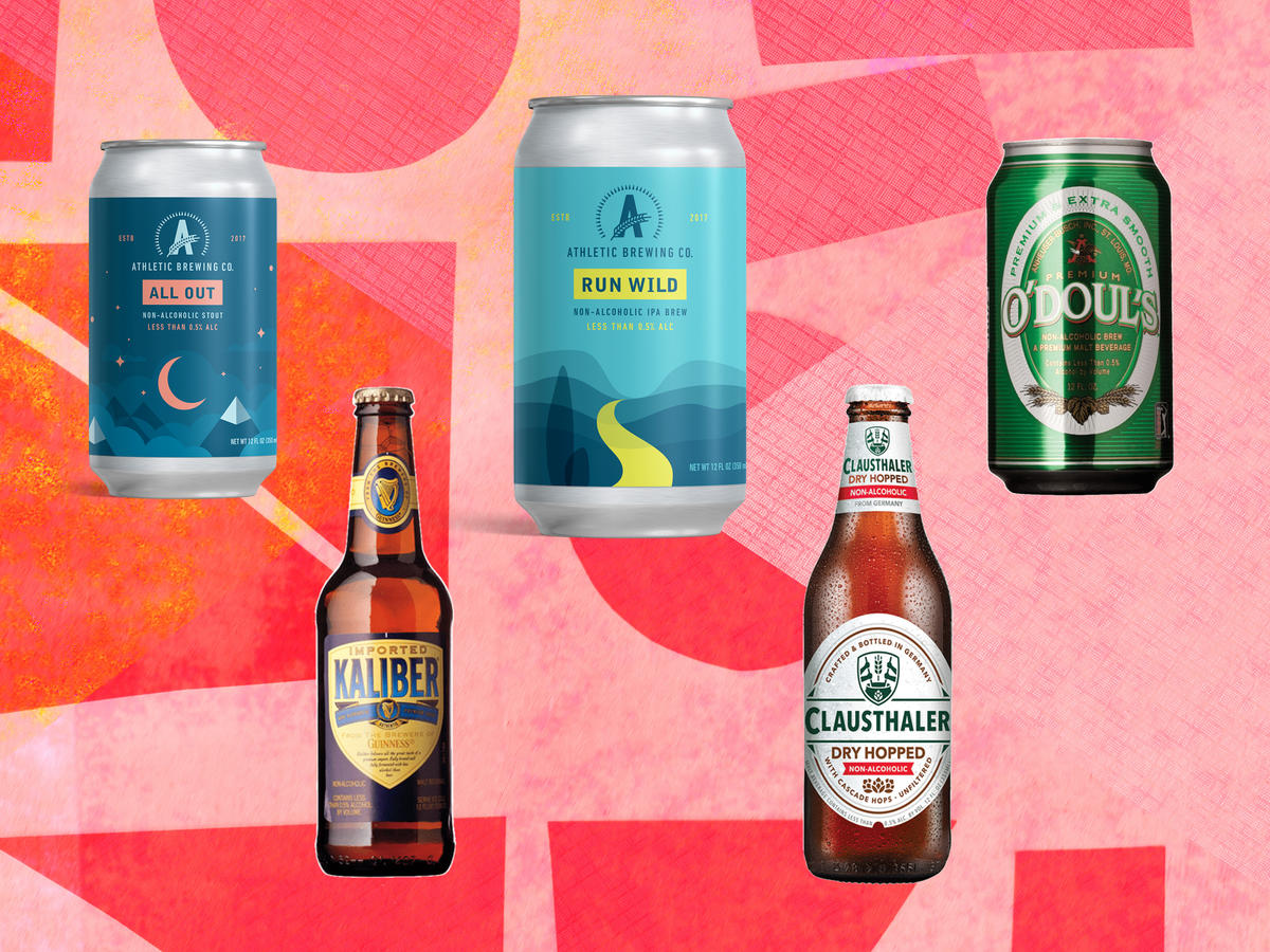 We Tried 13 Non-Alcoholic Beers—And Found 6 Actually Worth Buying (For Real!)