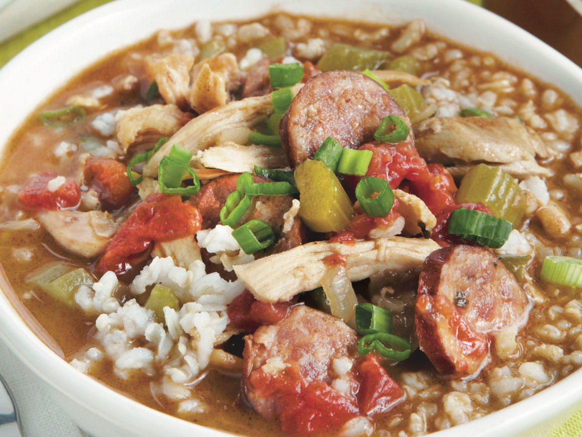 12 of Our Favorite Healthy Gumbo Recipes