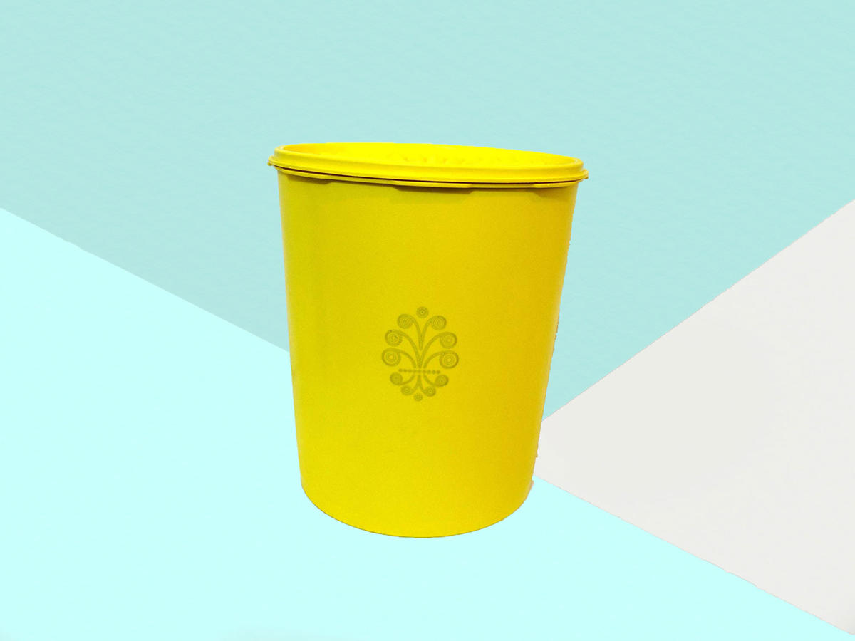 Your Grandma's Old Tupperware Might Actually Be Worth Quite a Bit