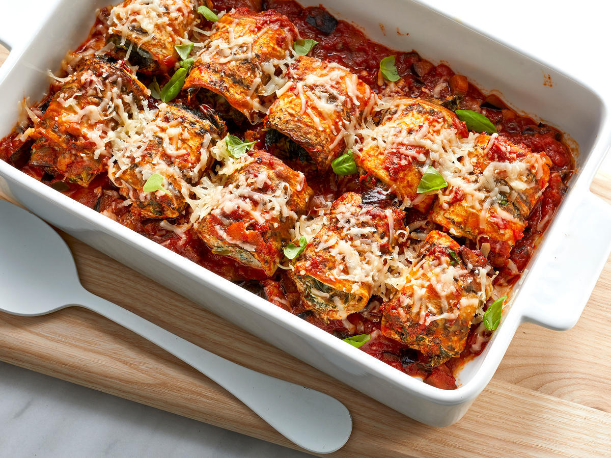 Easy Eggplant Recipes - Cooking Light