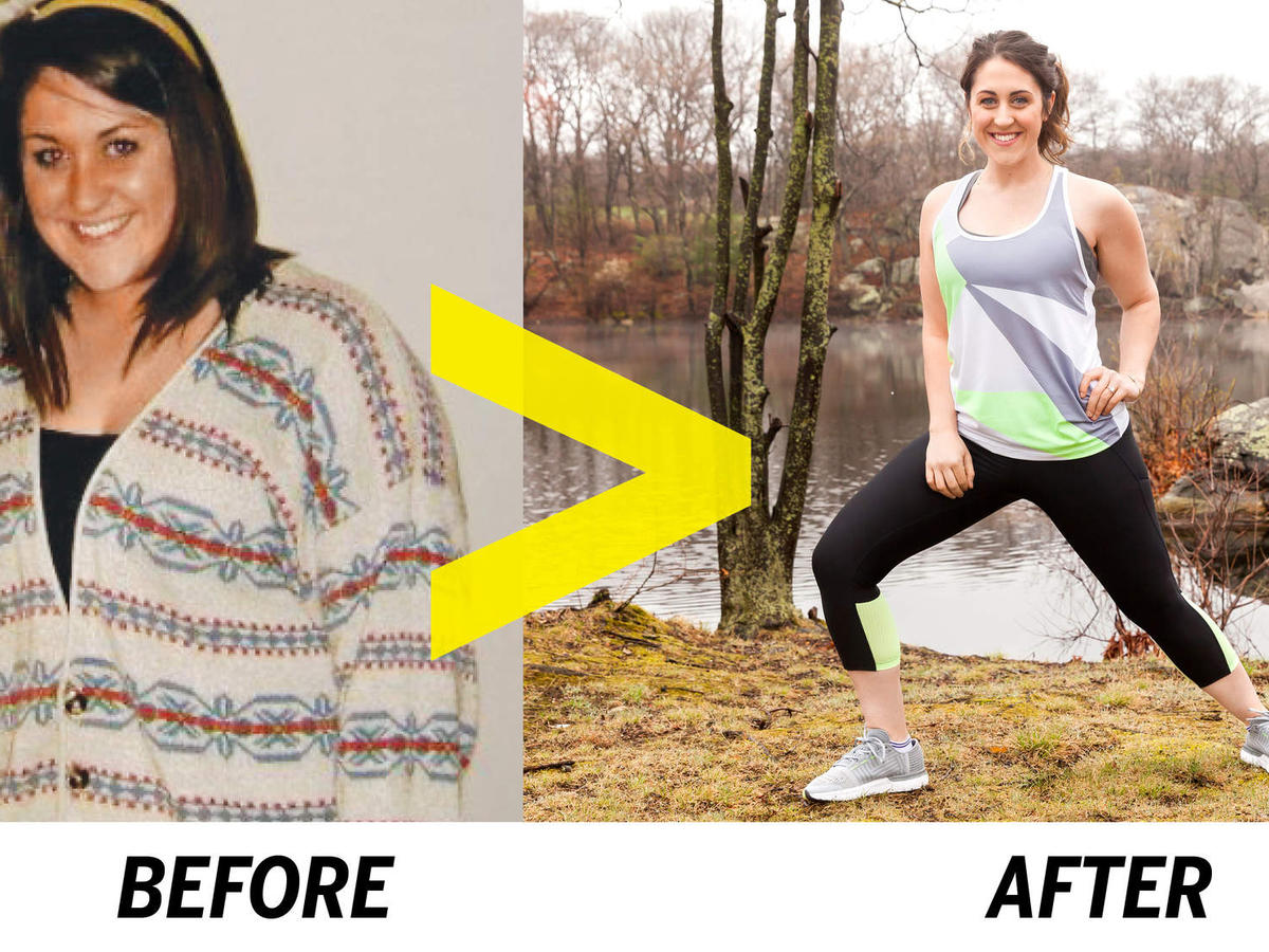 How I Found My Feel-Great Weight—And Lost 63 Pounds
