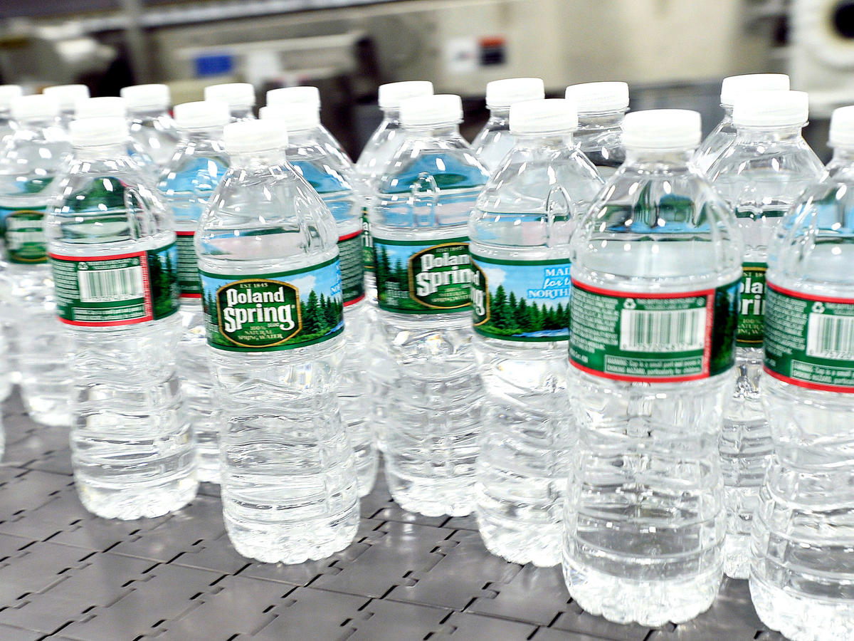 Lawsuit Alleges Poland Spring Water Comes From Disturbingly Un Spring-Like Sources