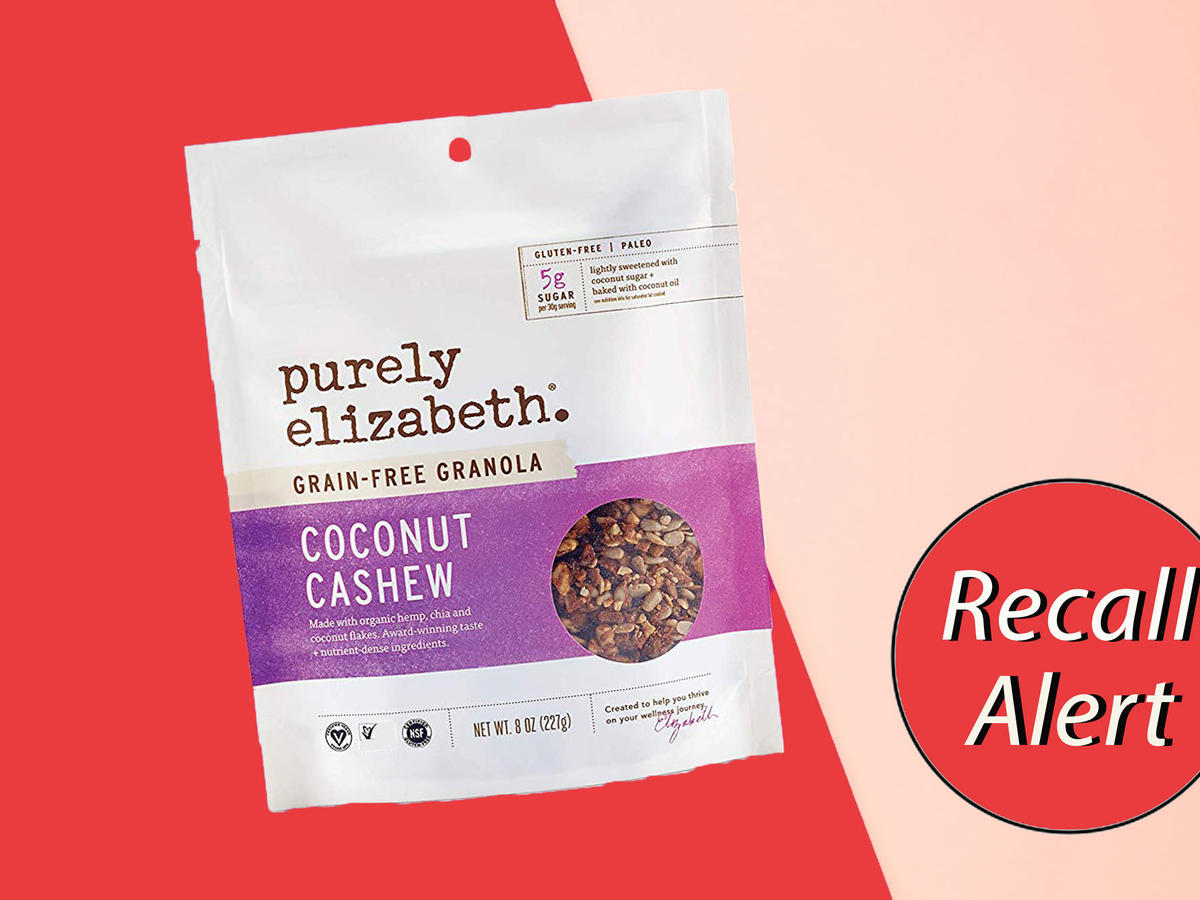Purely Elizabeth Issues Recall After Plastic, Rocks Found in Granola