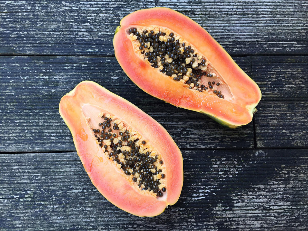 Best: Papaya