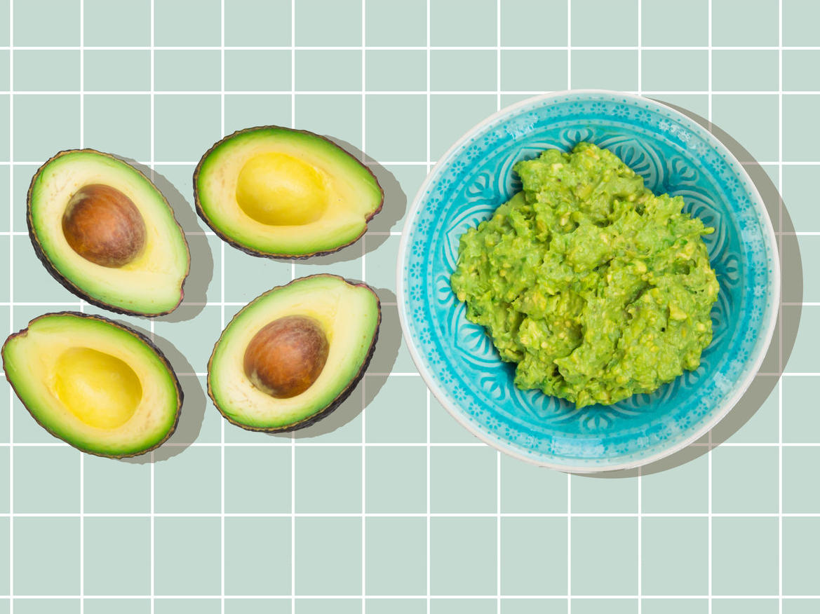 I Tried Every Trick to Keep Guacamole From Turning Brown, and This One Really Worked