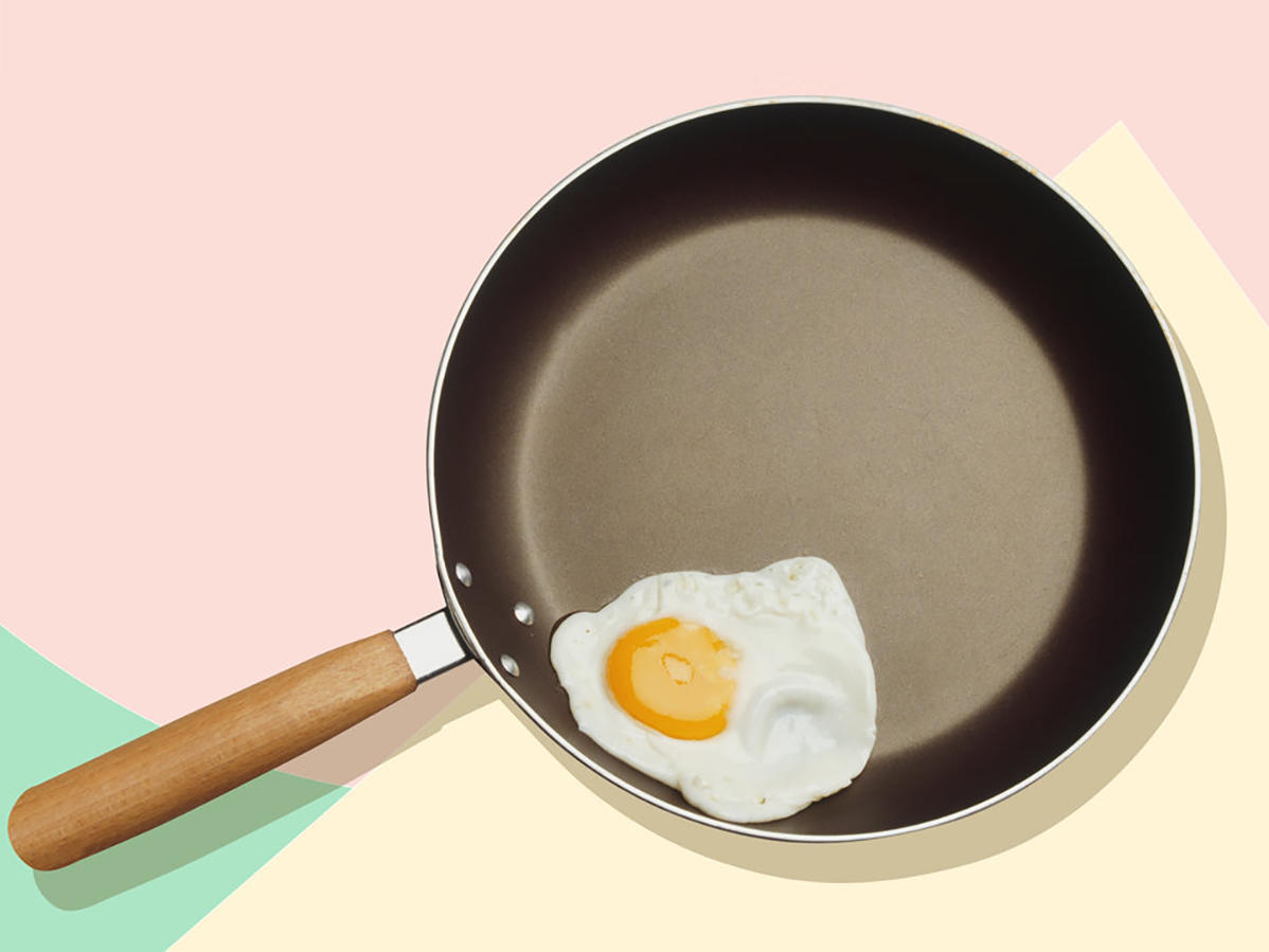 The Little-Known Trick for Making Your Nonstick Cookware Last Longer
