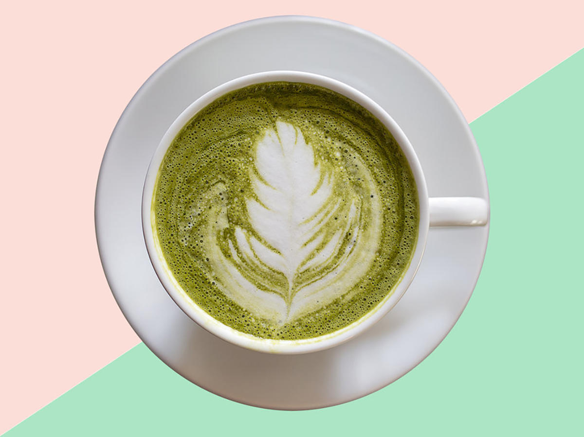 Every Delicious, Nutritious Reason to Start Sipping Matcha Tea Today