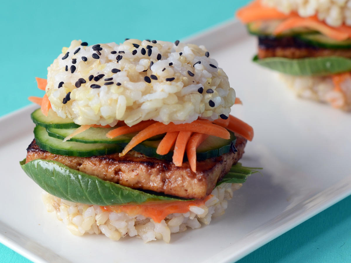 Instead of Sushi Burgers, Make Sushi Sliders! - Cooking Light
