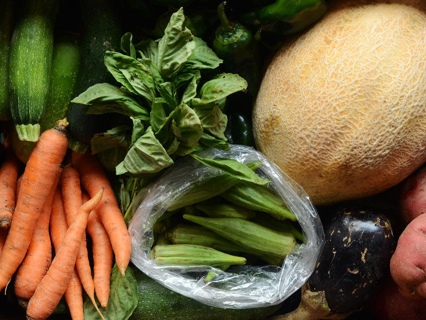 I Joined a CSA to Eat More Vegetables and OMG It's a LOT