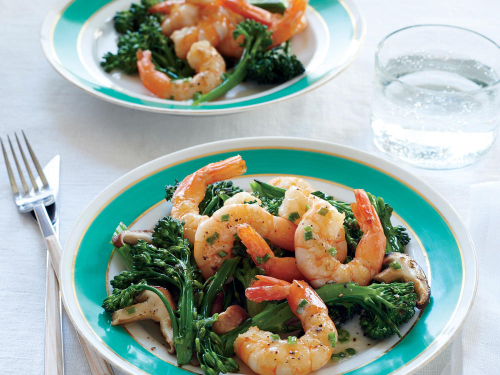 roasted-shrimp-mushrooms-broccolini-foaming-chive-butter-sauce-ck.jpg