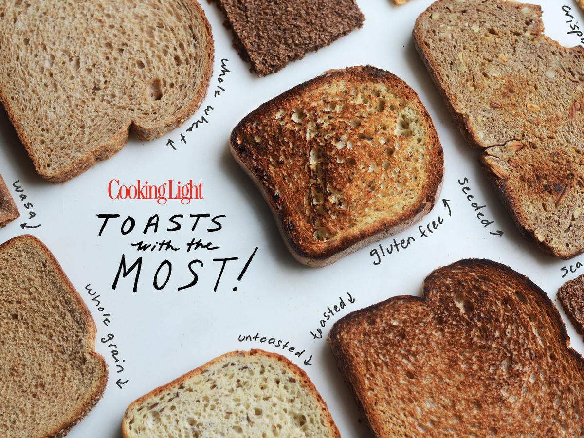 Toasts: a selection of sites