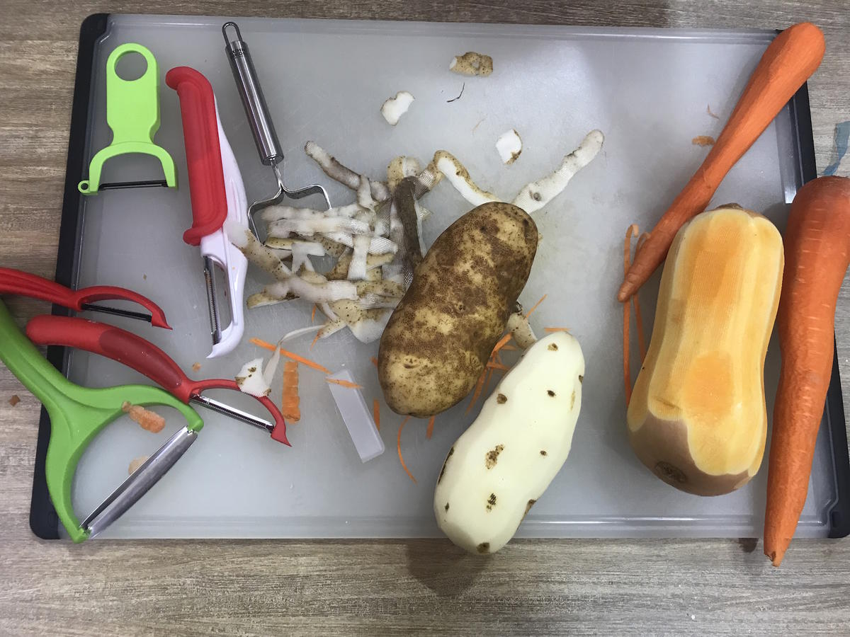Peel-Off: Which Peeler Works the Best?