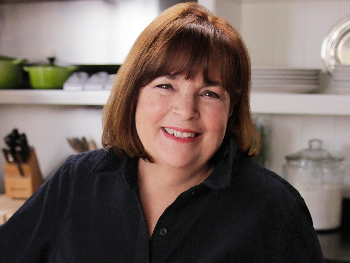 Ina Garten's 4-Ingredient Vinaigrette Couldn't Be Simpler