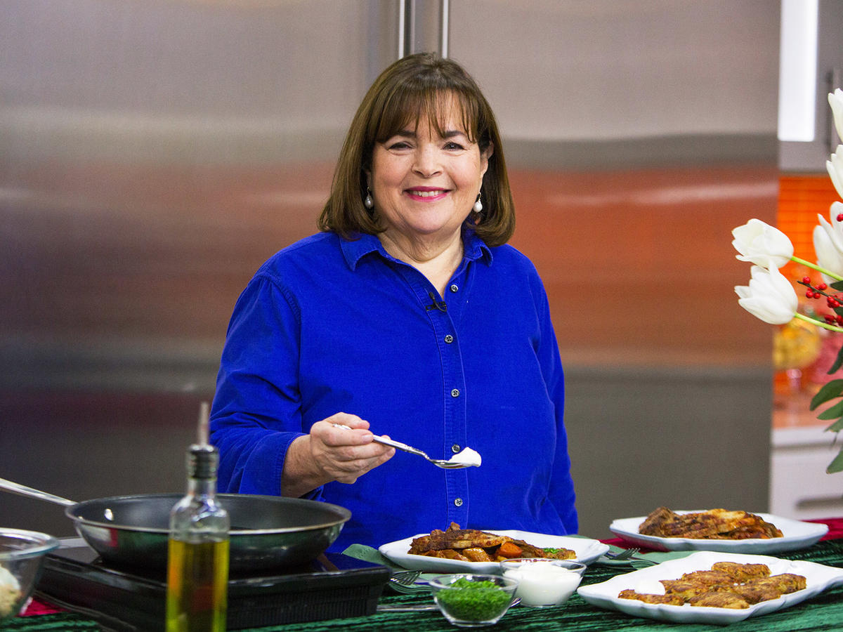 Ina Garten's Fourth of July Menu Is Golden
