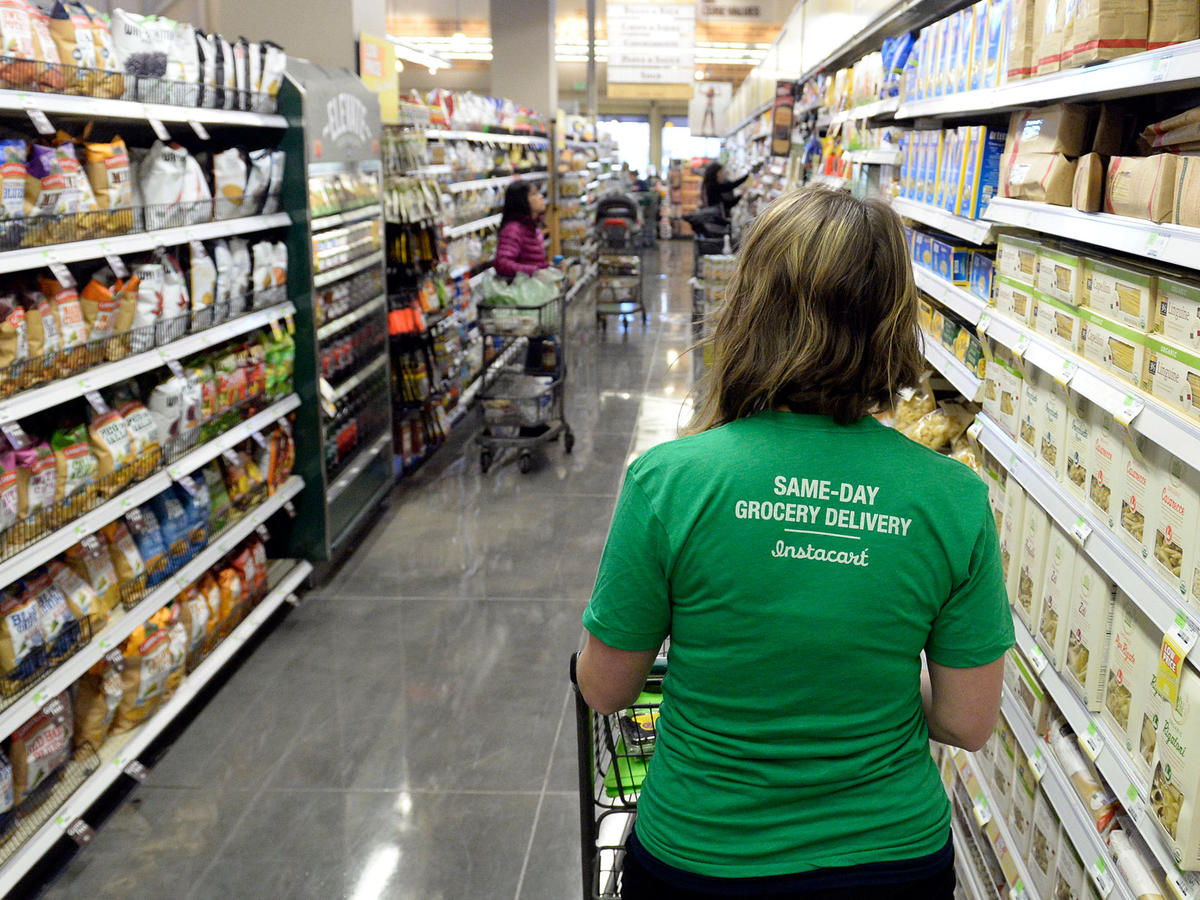 Instacart Will 'Wind Down' Its Partnership With Whole Foods