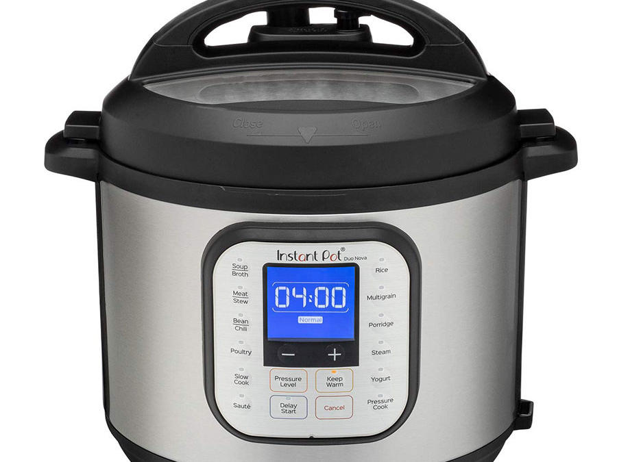 Instant Pot® Duo™ Nova™ 6-Quart 7-in-1