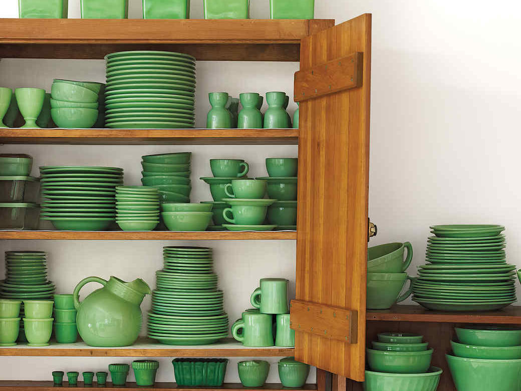 Thrifters, Rejoice! Jadeite Kitchenware Is Making a Major Comeback