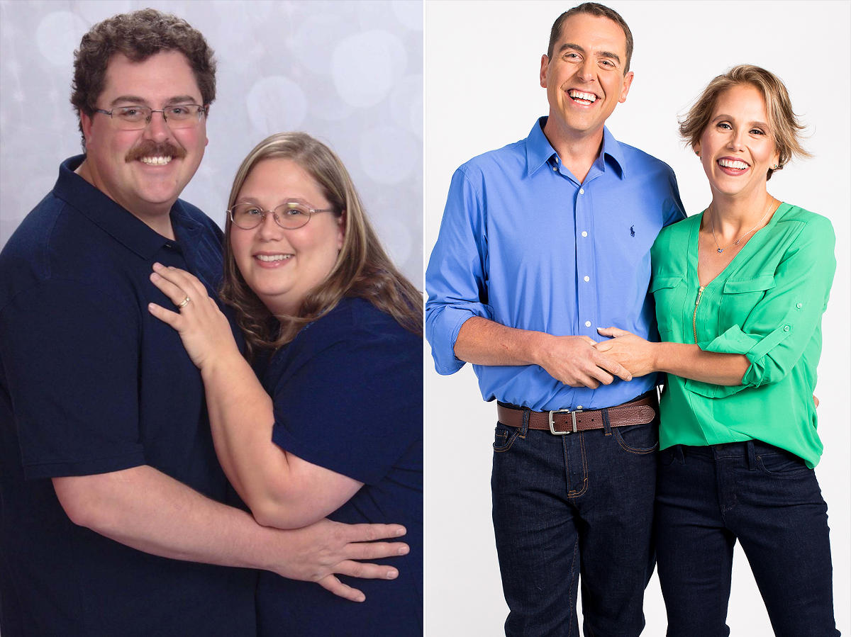 Colorado Couple Loses More Than 200 Lbs. Together After Ditching Monster Burritos and Soda