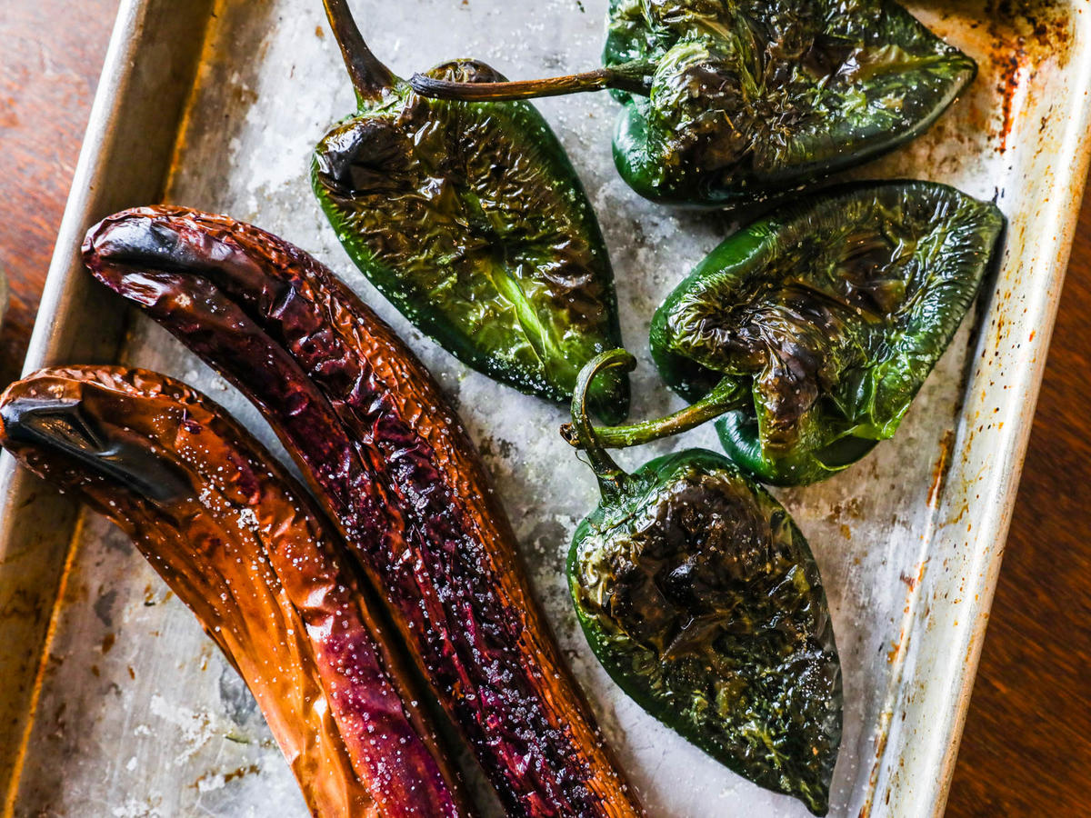 Broiled Vegetables