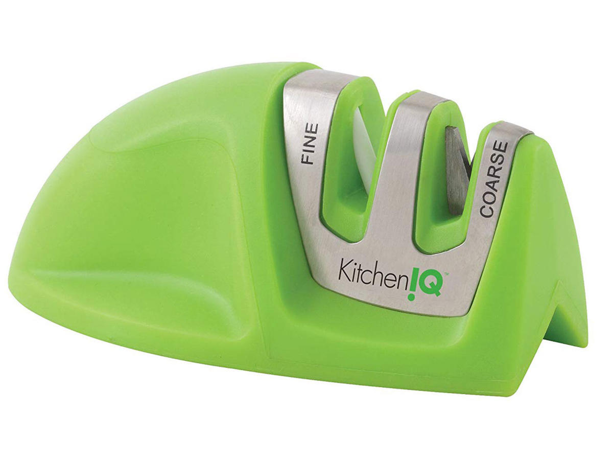 Allow Us Introduce You to the $5 Knife Sharpener With Over 8,000 Rave Reviews on Amazon