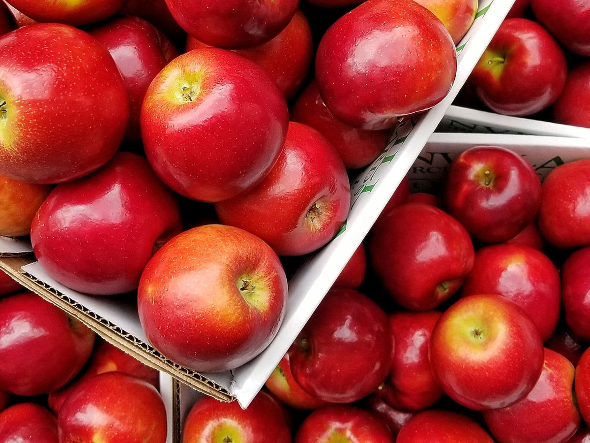 Available This Fall: 3 New Apples That Will Rival the Reigning Honeycrisp
