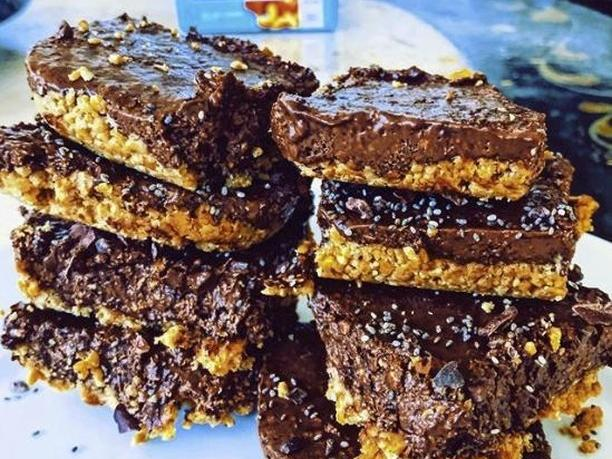 Whip Them Into Cookie Bars