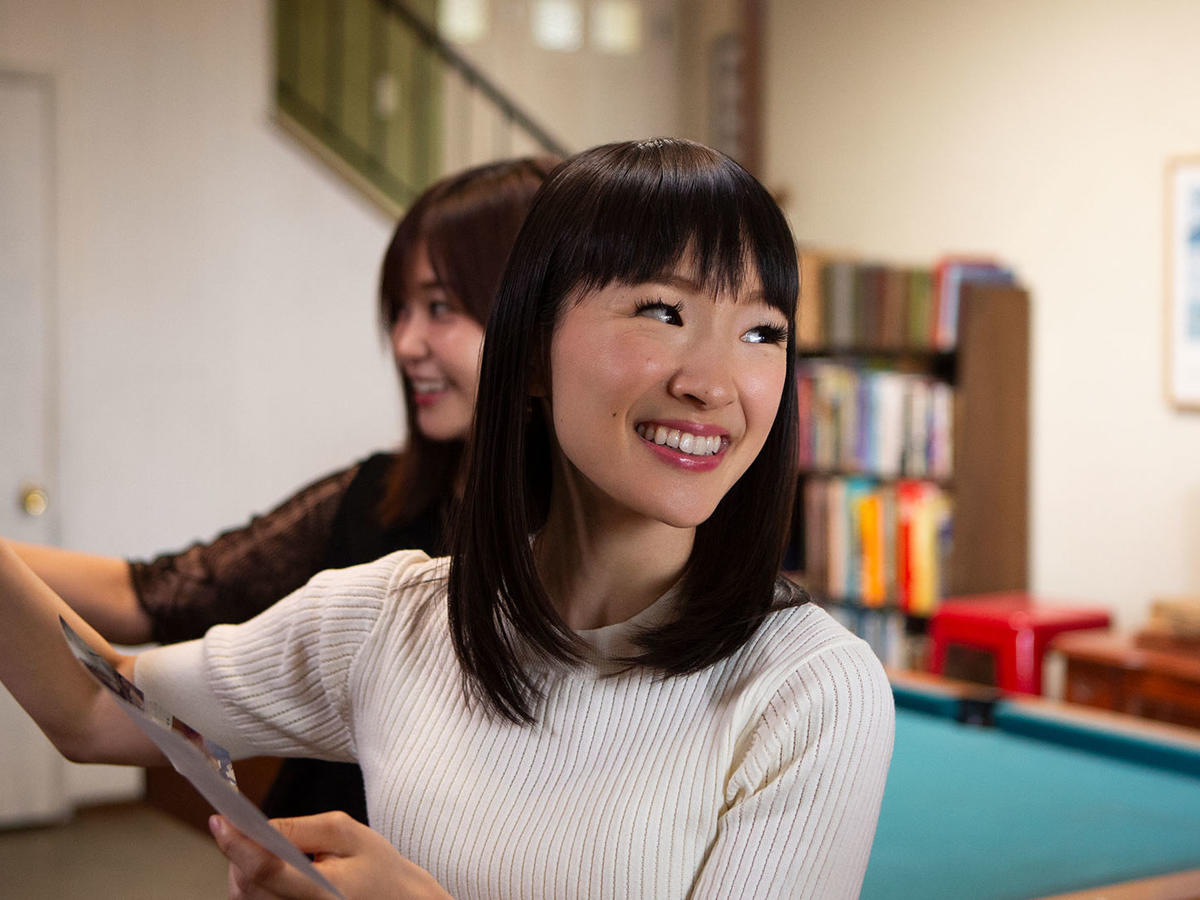 "The Story Behind Marie Kondo's Signature Phrase, ""Spark Joy"""