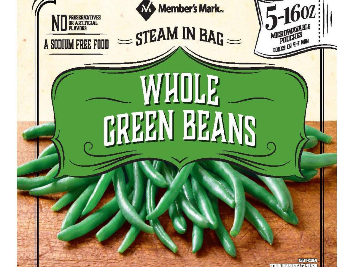 Member's Mark Whole Green Beans