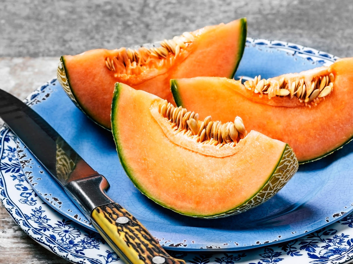 Why You Want to Wash Melons Before Cutting Them