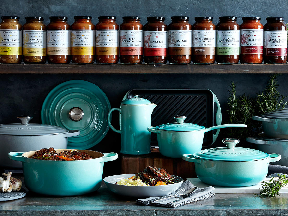 Le Creuset Is Launching a Mint Line That's Perfect for Spring
