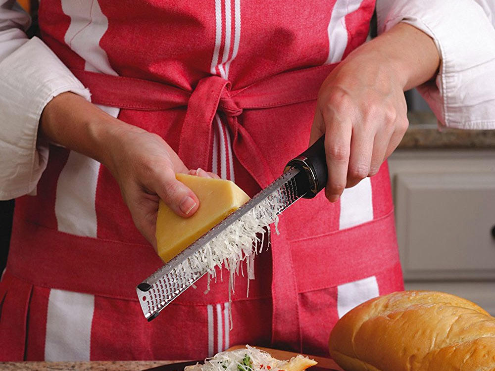 6 Reasons a Microplane Grater Is One of Our Favorite Kitchen Tools