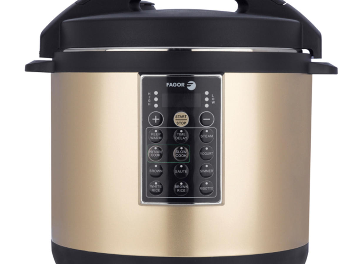 Champagne Multicooker machine