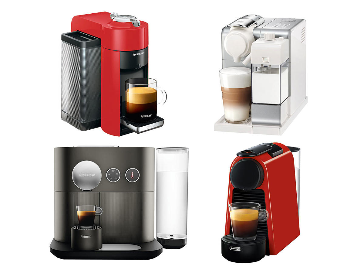 Nespresso Machines Are Majorly Marked Down at This Secret Online Sale