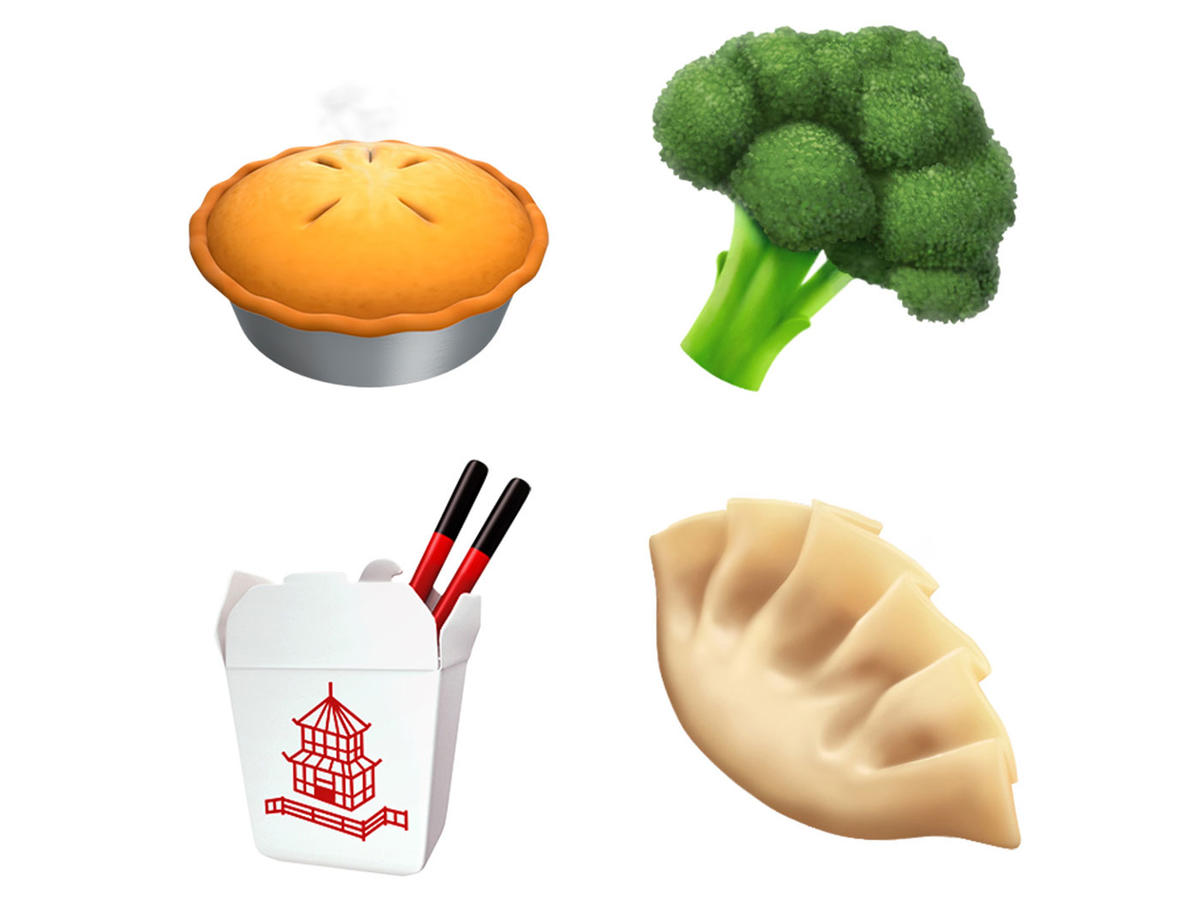 New Food Emojis Are Coming to Your Phone Next Week