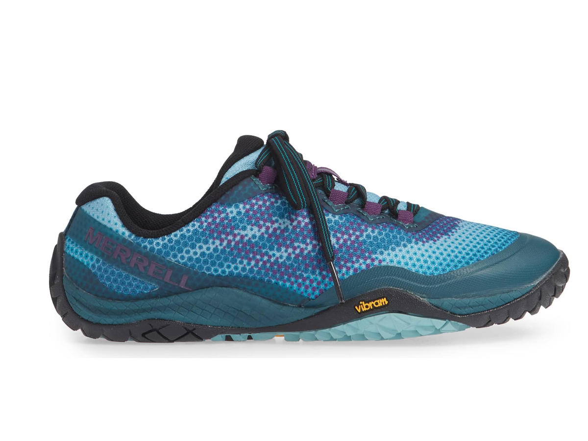 Merrell Trail Glove 4 Shield Water-resistant Running Shoe
