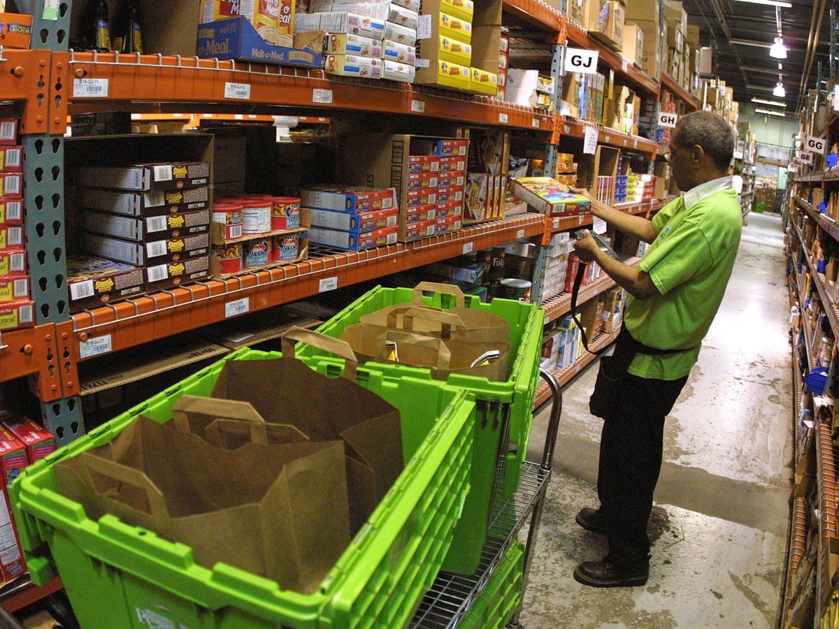 Online Grocery Shopping Isn't Booming Yet—But That May Change