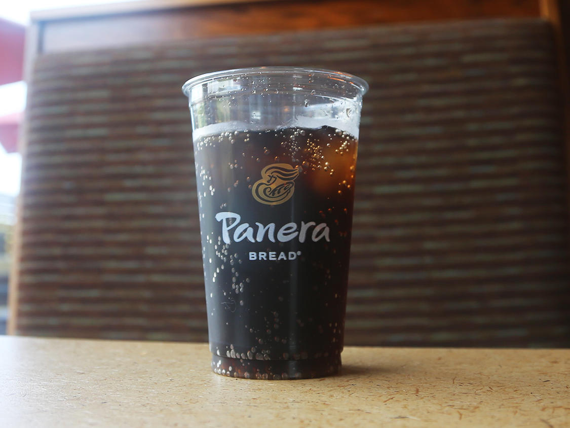 Panera Adds Sugar Numbers Beverages