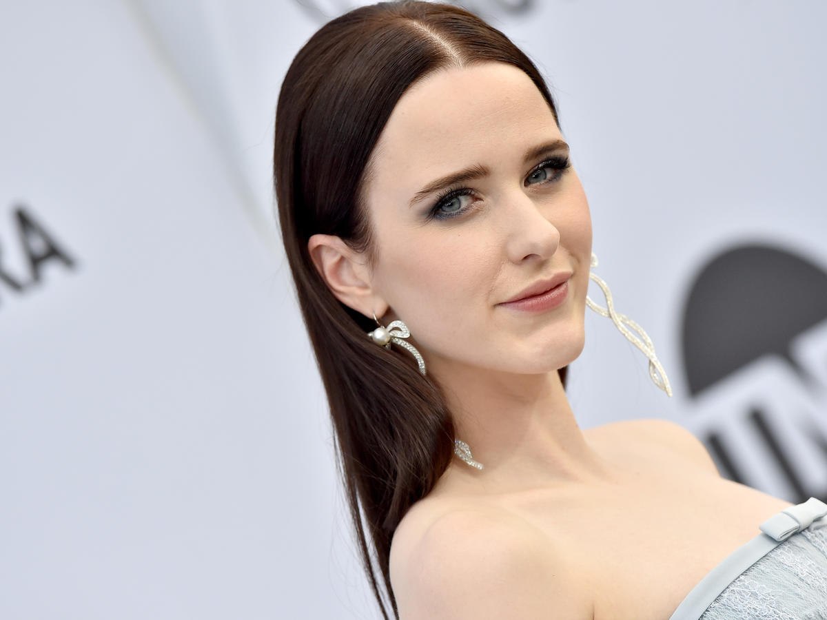 Rachel Brosnahan Just Gave Some of the Best Fitness Advice We've Ever Heard