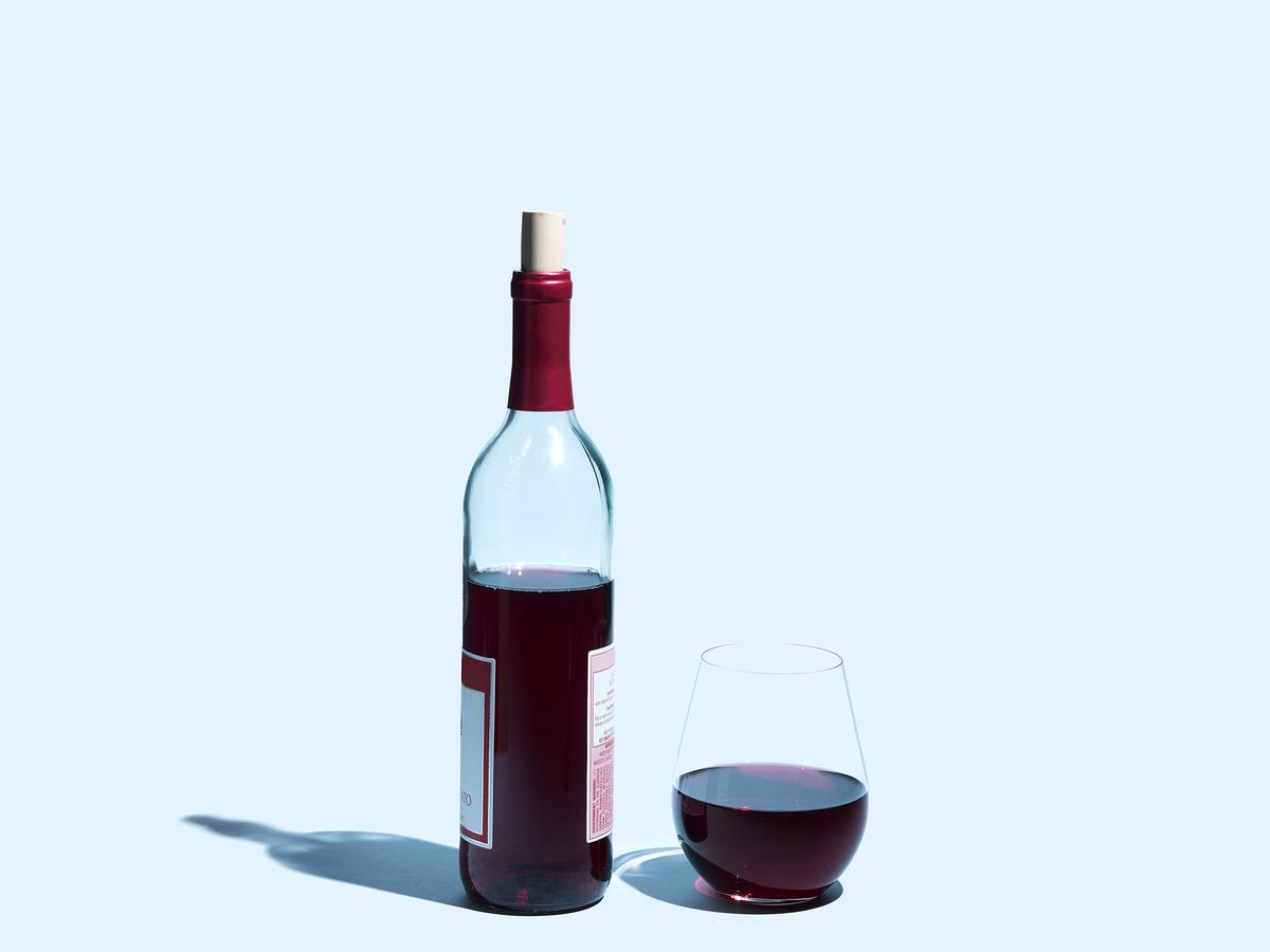 red-wine-bottle-glass-drinking-health-alcohol-motto-stock