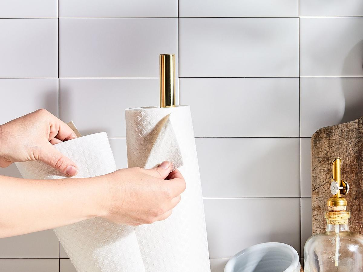 These Reusable Paper Towels Last for an Entire Week—and Will Save You so Much Money