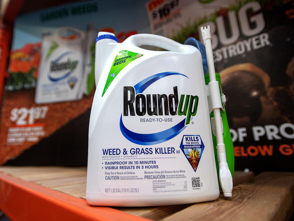 Jury Awards $2 Billion to Couple Who Say Roundup Weed Killer Caused Their Cancer