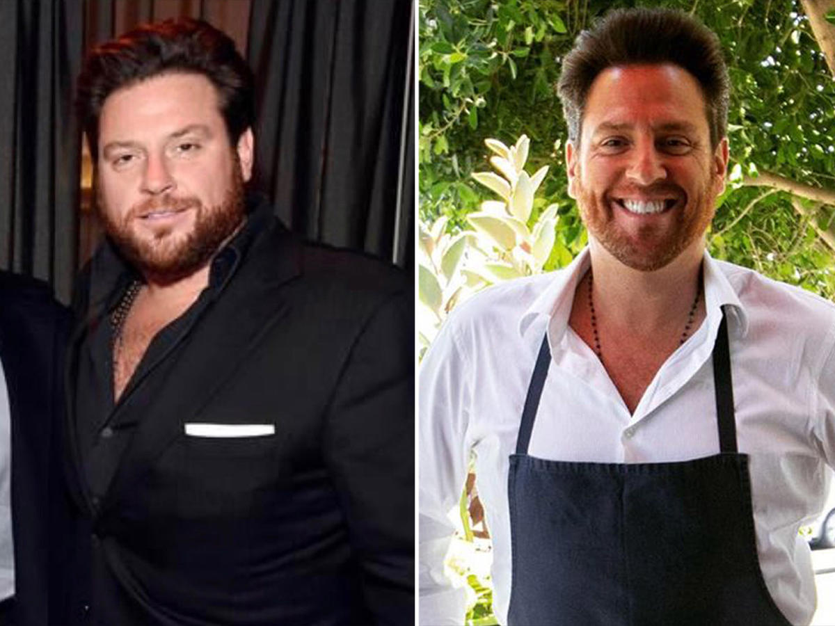 Chopped's Scott Conant Reveals 30 Lb. Weight Loss After Cutting Out Wheat and Alcohol